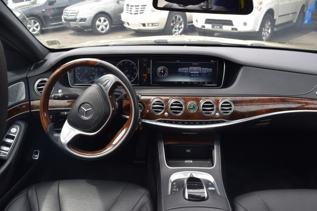 2015 Mercedes-Benz S 550 S550 4MATIC Sedan Richmond Hill, New York 10