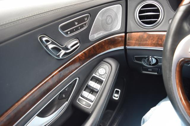 2015 Mercedes-Benz S 550 S550 4MATIC Sedan Richmond Hill, New York 15