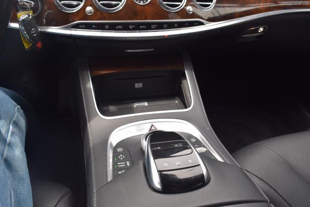 2015 Mercedes-Benz S 550 S550 4MATIC Sedan Richmond Hill, New York 23