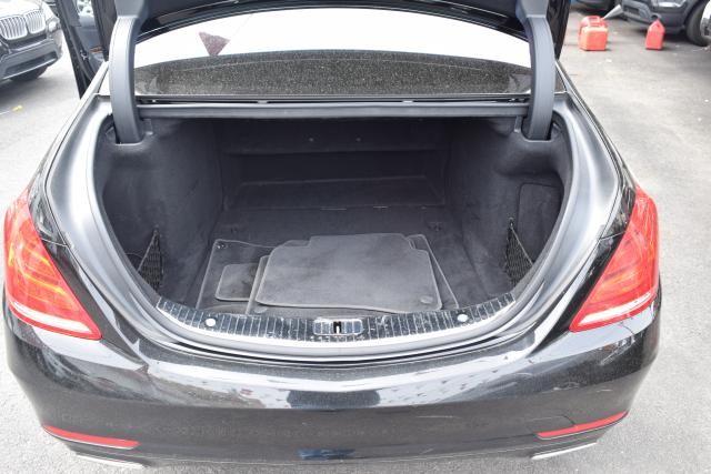 2015 Mercedes-Benz S 550 S550 4MATIC Sedan Richmond Hill, New York 26