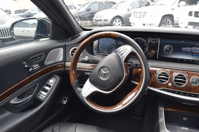 2015 Mercedes-Benz S 550 S550 4MATIC Sedan Richmond Hill, New York 9