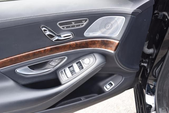 2015 Mercedes-Benz S 550 S550 4MATIC Sedan Richmond Hill, New York 7