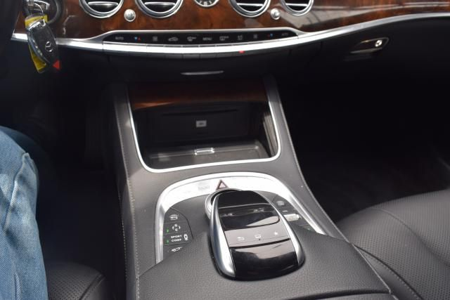 2015 Mercedes-Benz S 550 S550 4MATIC Sedan Richmond Hill, New York 18