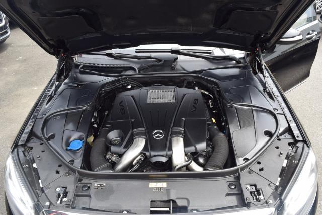 2015 Mercedes-Benz S 550 S550 4MATIC Sedan Richmond Hill, New York 21