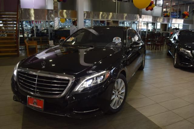 2015 Mercedes-Benz S 550 S550 4MATIC Sedan Richmond Hill, New York 23