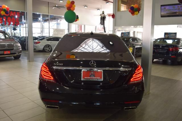 2015 Mercedes-Benz S 550 S550 4MATIC Sedan Richmond Hill, New York 26