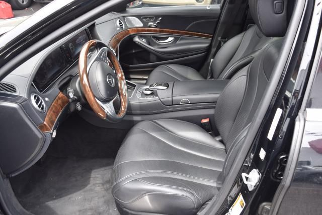 2015 Mercedes-Benz S 550 S550 4MATIC Sedan Richmond Hill, New York 6
