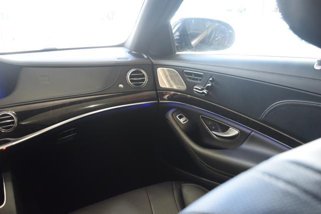 2015 Mercedes-Benz S 550 S550 4MATIC Sedan Richmond Hill, New York 11