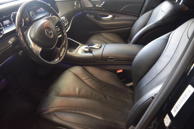 2015 Mercedes-Benz S 550 S550 4MATIC Sedan Richmond Hill, New York 12