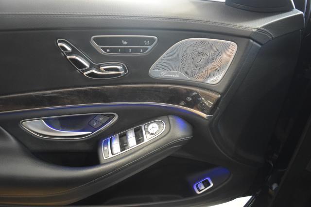 2015 Mercedes-Benz S 550 S550 4MATIC Sedan Richmond Hill, New York 14