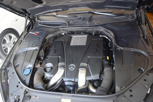 2015 Mercedes-Benz S 550 S550 4MATIC Sedan Richmond Hill, New York 25