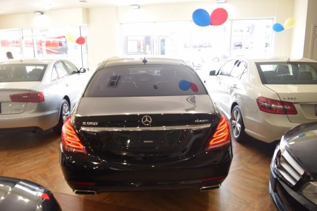 2015 Mercedes-Benz S 550 S550 4MATIC Sedan Richmond Hill, New York 3
