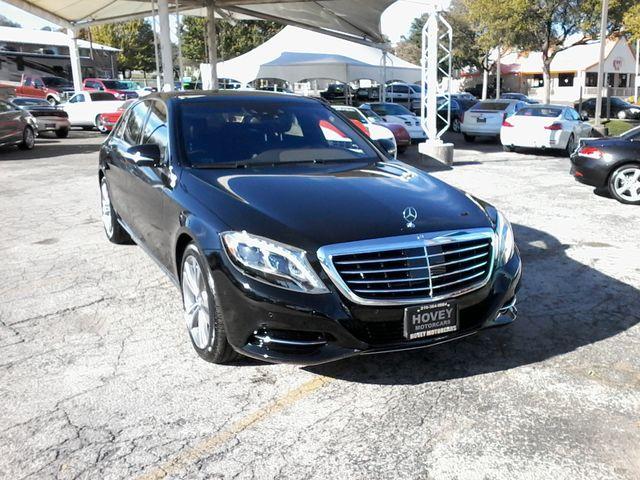 2015 Mercedes-Benz S 550 San Antonio, Texas 1