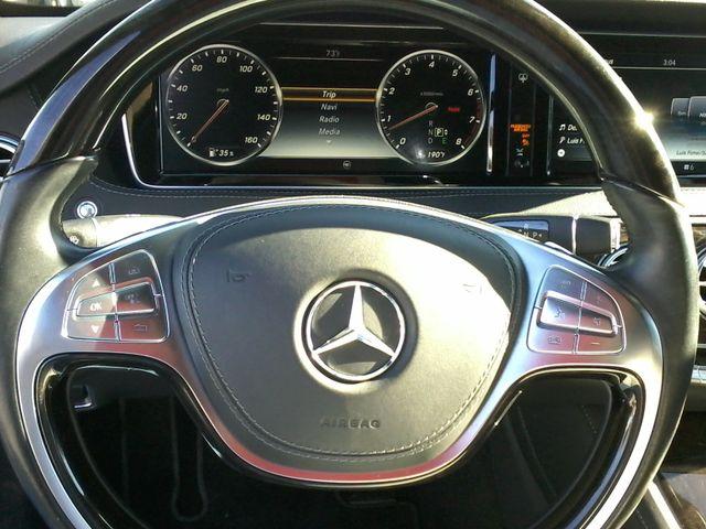 2015 Mercedes-Benz S 550 San Antonio, Texas 17