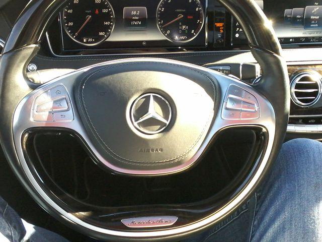 2015 Mercedes-Benz S 550 San Antonio, Texas 28