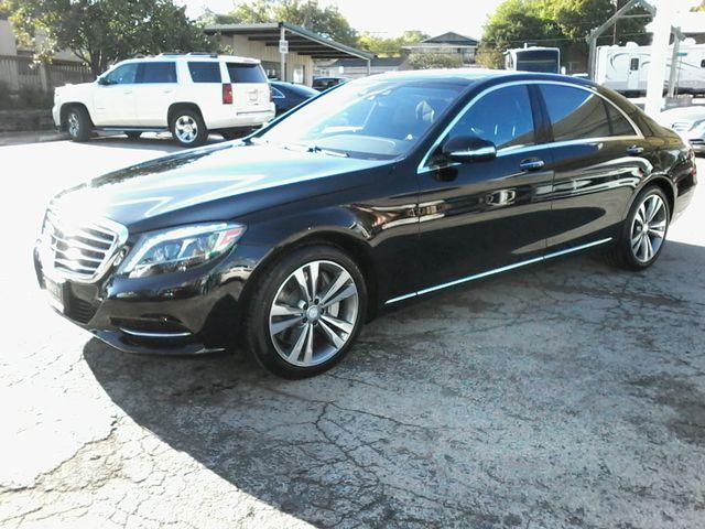 2015 Mercedes-Benz S 550 San Antonio, Texas 3