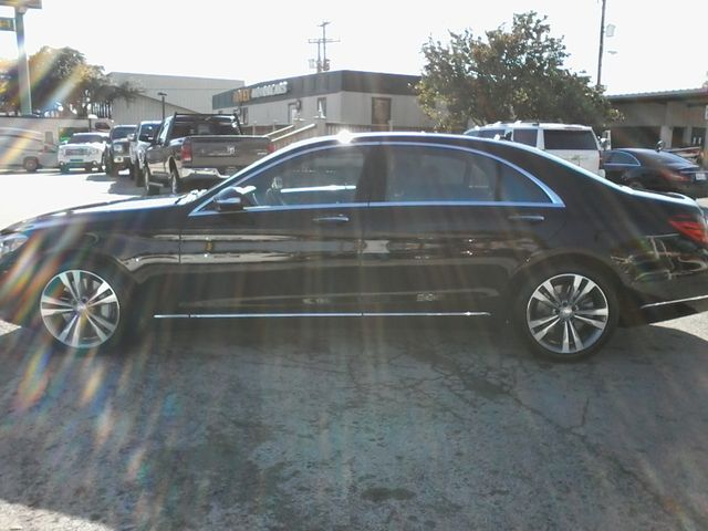 2015 Mercedes-Benz S 550 San Antonio, Texas 4