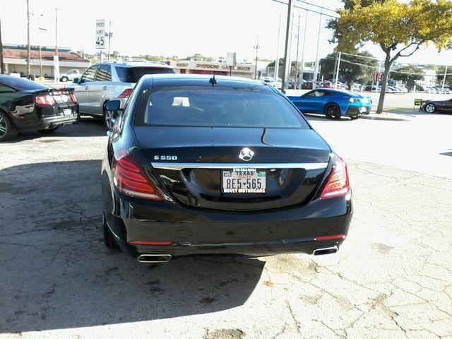 2015 Mercedes-Benz S 550 San Antonio, Texas 6