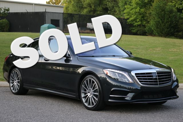 2015 Mercedes-Benz S 550 Sport Mooresville, North Carolina 0