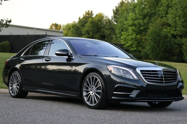 2015 Mercedes-Benz S 550 Sport Mooresville, North Carolina 1