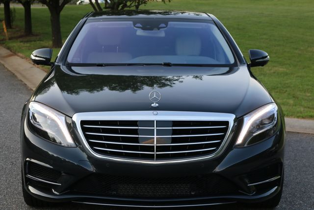 2015 Mercedes-Benz S 550 Sport Mooresville, North Carolina 2