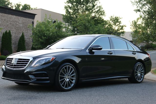 2015 Mercedes-Benz S 550 Sport Mooresville, North Carolina 3
