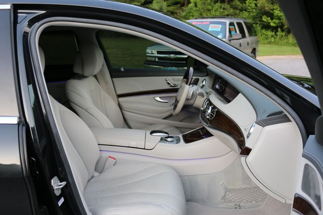 2015 Mercedes-Benz S 550 Sport Mooresville, North Carolina 35
