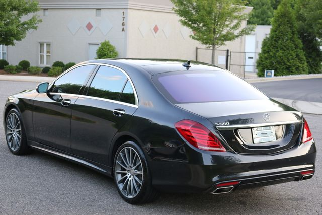2015 Mercedes-Benz S 550 Sport Mooresville, North Carolina 4