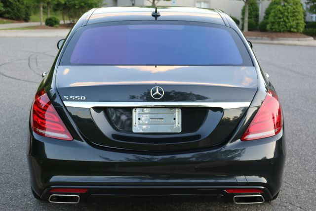 2015 Mercedes-Benz S 550 Sport Mooresville, North Carolina 5