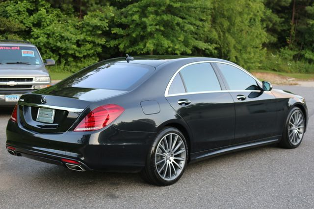 2015 Mercedes-Benz S 550 Sport Mooresville, North Carolina 6