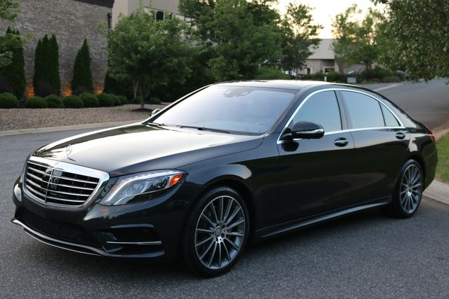 2015 Mercedes-Benz S 550 Sport Mooresville, North Carolina 84