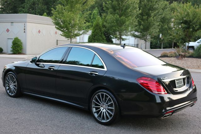 2015 Mercedes-Benz S 550 Sport Mooresville, North Carolina 87