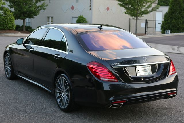 2015 Mercedes-Benz S 550 Sport Mooresville, North Carolina 88