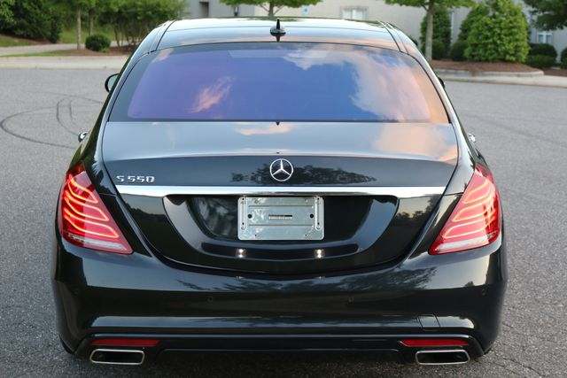 2015 Mercedes-Benz S 550 Sport Mooresville, North Carolina 89