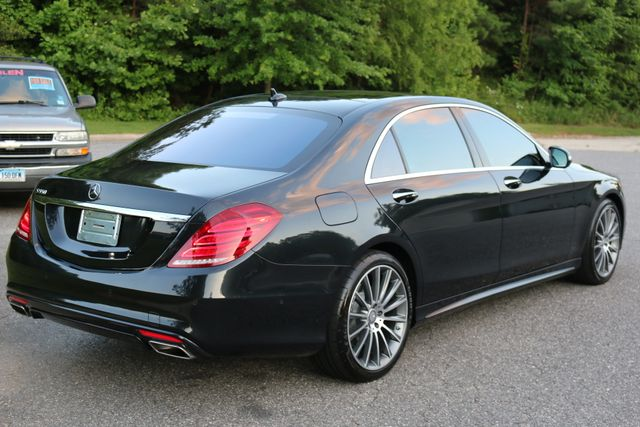 2015 Mercedes-Benz S 550 Sport Mooresville, North Carolina 90