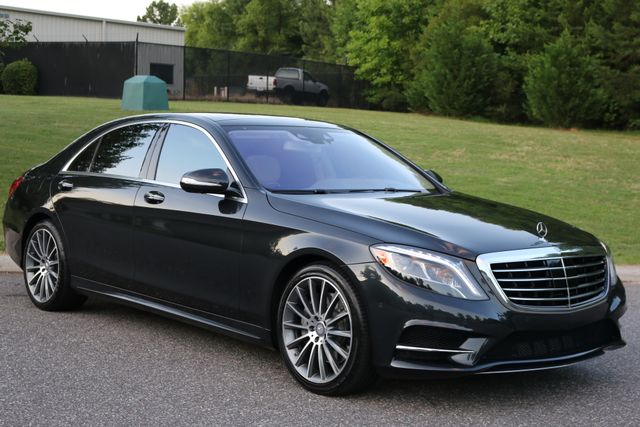 2015 Mercedes-Benz S 550 Sport Mooresville, North Carolina 93