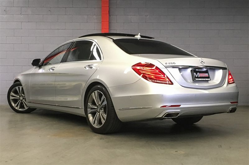 2015 Mercedes-Benz S 550   city CA  M Sport Motors  in Walnut Creek, CA