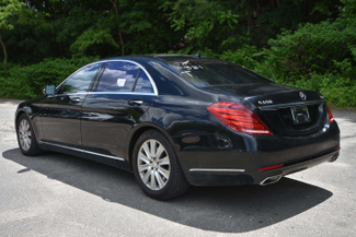 2015 Mercedes-Benz S550 4Matic Naugatuck, Connecticut 2