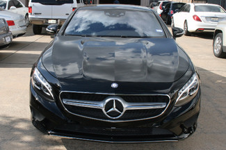 2015 Mercedes-Benz S550 Coupe Houston, Texas