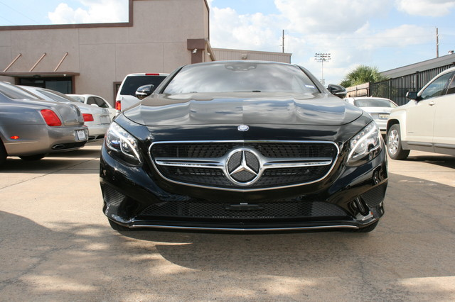 2015 Mercedes-Benz S550 Coupe Houston, Texas 1