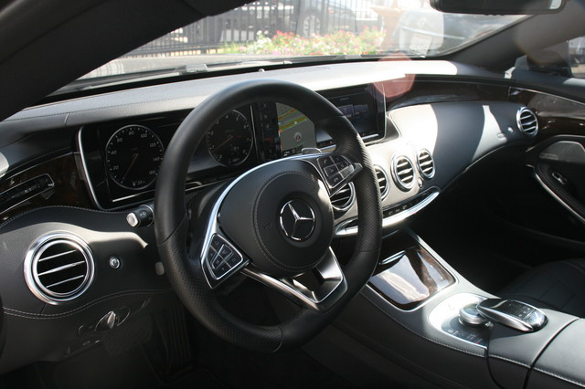2015 Mercedes-Benz S550 Coupe Houston, Texas 11