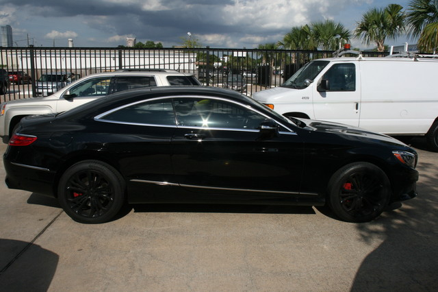 2015 Mercedes-Benz S550 Coupe Houston, Texas 6