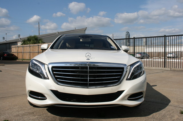 2015 Mercedes-Benz S550 Houston, Texas 1