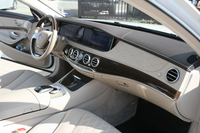 2015 Mercedes-Benz S550 Houston, Texas 12