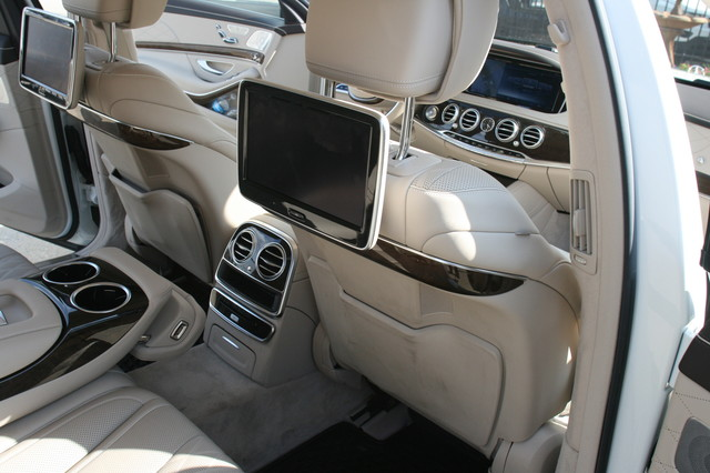 2015 Mercedes-Benz S550 Houston, Texas 20