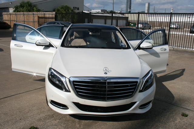 2015 Mercedes-Benz S550 Houston, Texas 24