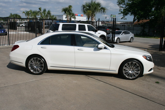 2015 Mercedes-Benz S550 Houston, Texas 6