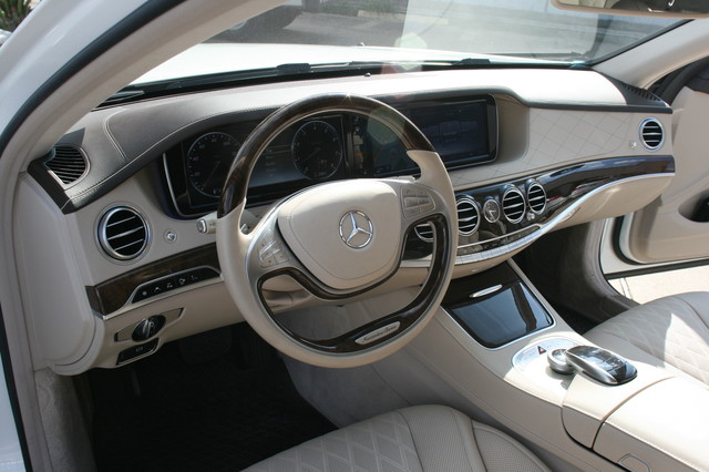 2015 Mercedes-Benz S550 Houston, Texas 9