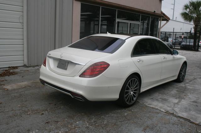 2015 Mercedes-Benz S550 Houston, Texas 6