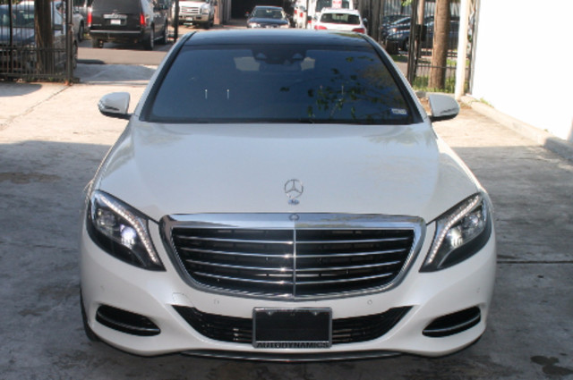 2015 Mercedes-Benz S550 Houston, Texas 0
